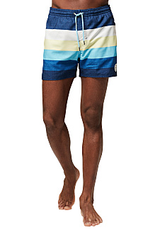 United By Blue - Womens Mountain Vista Boardshort taille L, beige/rose
