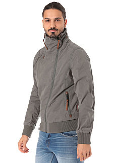 NAKETANO Zechenkind Jacket for Men Blue Planet Sports
