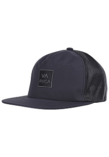 7d311e1e309 RVCA Va All The Way - Trucker Cap - Black