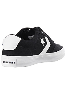 d5a9d3f1fdb Converse Courtland OX - Sneakers for Men - Black - Planet Sports