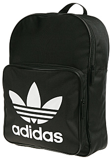 ... ADIDAS ORIGINALS Classic Trefoil - Backpack - Black. Back to Overview.  1  2  3. Previous. Next. -10% 37a8590604075