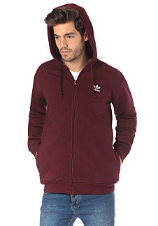8278a277c9806 Next. ADIDAS. Trefoil - Hooded Sweatshirt for Men. €79.95. incl. VAT plus  shipping costs. Red Black. size chart
