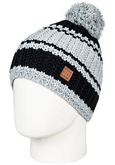61585263412 Quiksilver Shaw - Beanie for Men - Black
