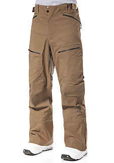 Verde de Hombres snowboard Pantalón THE para Purist FACE NORTH wqzFnFgB