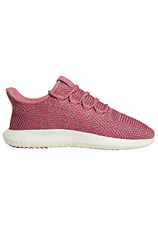 417877f1f7c ADIDAS ORIGINALS Tubular Shadow Ck - Baskets pour Femme - Rouge ...