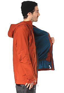 Pour Planet Sports Ski De Homme Patagonia Departer Orange Vestes qUvwnHIR