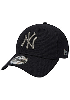 NEW Era 39Thirty Diamond New York Yankees - Gorra de ajuste flexible - Azul e7efbac9431