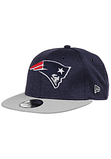 outlet store 9e887 41a8f NEW Era 9Fifty New England Patriots - Cappellino snapback - Blu