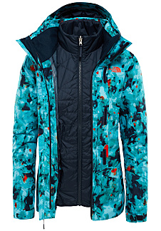 THE NORTH FACE Garner Triclimate - Giacca outdoor per Donna - Blu 0867afff7543