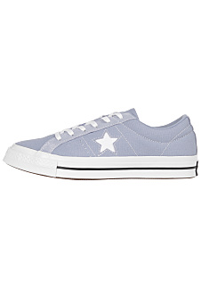 uk availability 3bb72 8fd3f Converse One Star Ox - Baskets pour Femme - Bleu