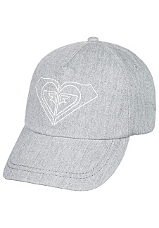 721cfc994fb Roxy Extra Innings - Snapback Cap for Women - Grey