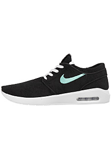 los angeles a0f6f d1179 NIKE SB Air Max Janoski 2 - Baskets pour Homme - Noir