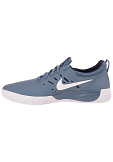 low priced 1d7d8 06dce NIKE SB Nyjah Free - Baskets pour Homme - Bleu