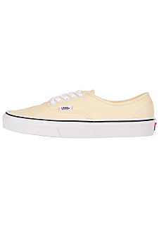 98a6dba45bd Vans Authentic - Sneakers for Women - Yellow
