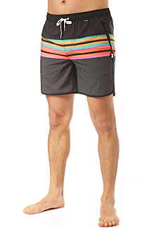 Hurley Phantom Zen 17  - Boardshorts for Men - Black 2d61bde9c31