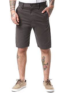 f6764477e7 G-STAR Bronson Straight 1/2 - Short chino pour Homme - Gris