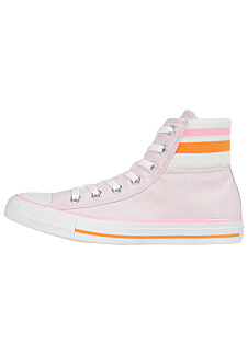 Converse Chuck Taylor All Star Hi - Sneakers for Women - Pink cda43c93d3