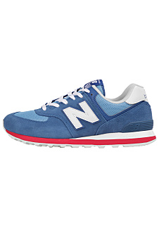 NEW BALANCE ML574 Sneakers for Men Blue
