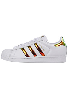 Pour Baskets Superstar Adidas Originals Femme Blanc kZPXiOu