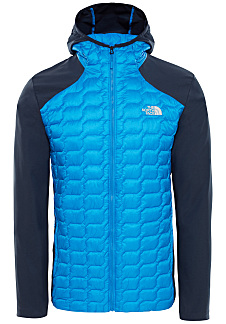 cacc8f9e64781e THE NORTH FACE New Thermoball Hybrid - Functional Jacket for Men - Blue