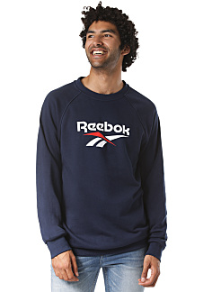 Pour V Homme Reebok Classic Bleu Sweat BeCodrx