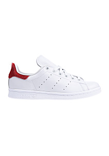 Adidas Stan Smith Rood Wit