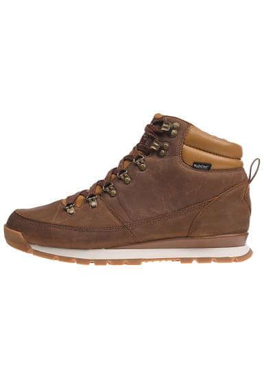 THE NORTH FACE Back To Berkeley Redux Lthr – Trekkingschuhe für Herren | 00191931531586