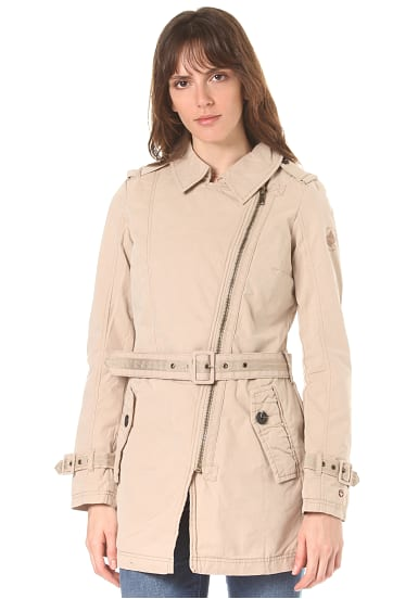 Mantel Sports Khujo Für Ansonia Planet Damen Beige 0Yx115qBH