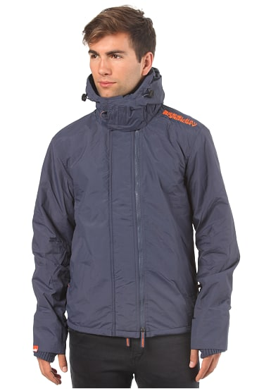 superdry polar windcheater jacket jacke f r herren. Black Bedroom Furniture Sets. Home Design Ideas