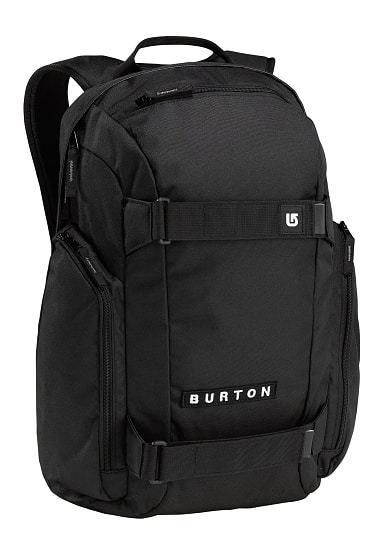 burton metalhead backpack rucksack f r herren schwarz planet sports. Black Bedroom Furniture Sets. Home Design Ideas