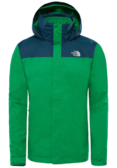 premium selection b8b10 e2d5f THE NORTH FACE Evolve II Triclimate - Funktionsjacke für Herren - Grün