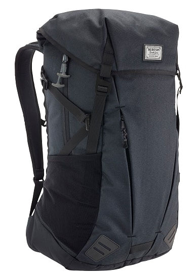 burton prism rucksack schwarz planet sports. Black Bedroom Furniture Sets. Home Design Ideas