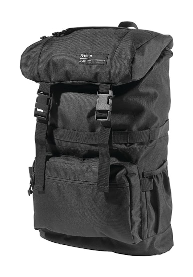 rvca hillhurst rucksack f r herren schwarz planet sports. Black Bedroom Furniture Sets. Home Design Ideas