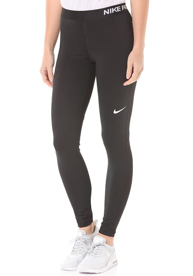 nike sportswear pro cool tight leggings f r damen. Black Bedroom Furniture Sets. Home Design Ideas