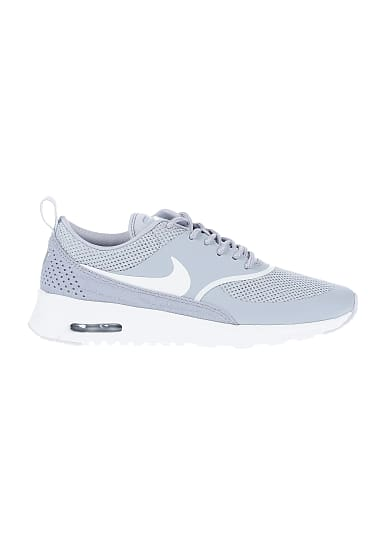 nike sportswear air max thea sneaker f r damen silber. Black Bedroom Furniture Sets. Home Design Ideas