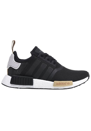 adidas nmd r1 sneaker f r damen schwarz planet sports. Black Bedroom Furniture Sets. Home Design Ideas