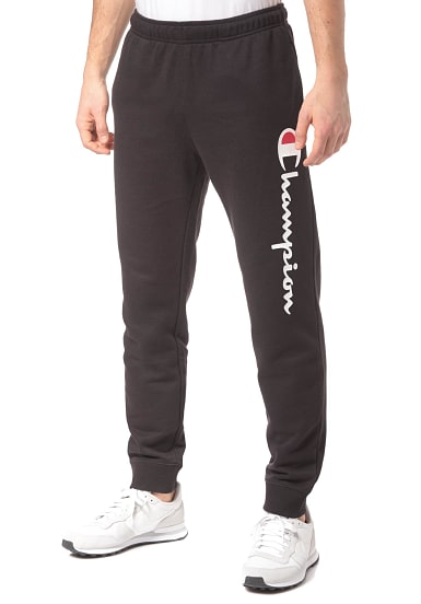 Champion Authentic Trainingshose für Herren Schwarz