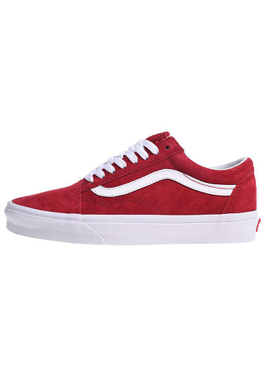 vans old skool sneaker rot planet sports. Black Bedroom Furniture Sets. Home Design Ideas