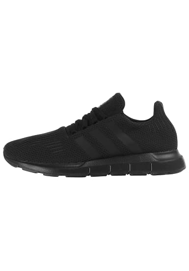 adidas Originals Swift Run Sneaker für Herren Schwarz