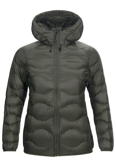 PEAK PERFORMANCE Helium Outdoorjacke für Damen Grün