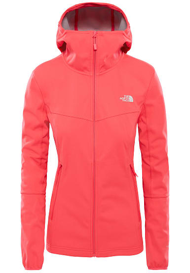 the north face hikesteller softshell jacke f r damen. Black Bedroom Furniture Sets. Home Design Ideas