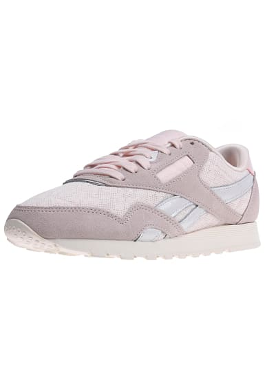 CLASSIC NYLON SHOES Sneaker low pink