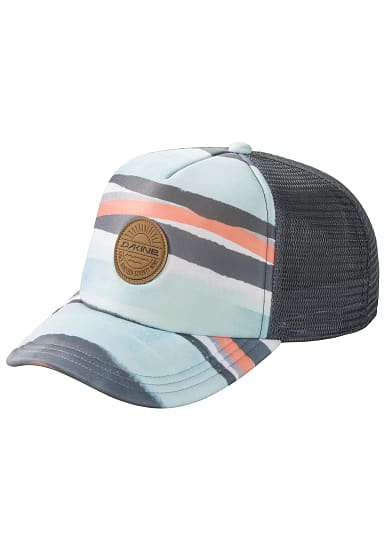dakine lo 39 tide trucker cap f r damen blau planet sports. Black Bedroom Furniture Sets. Home Design Ideas