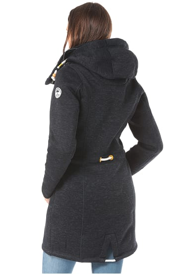 schmuddelwedda fleece jacke damen