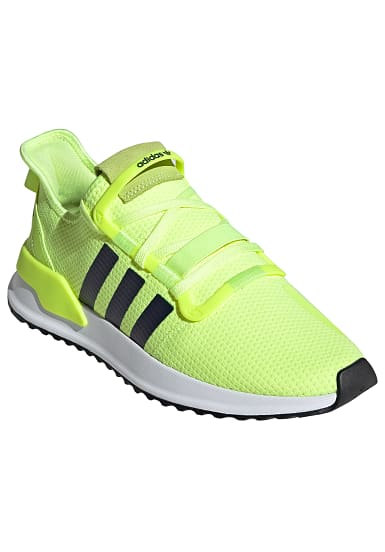 Herren Originals Gelb adidas U Run Path Sneaker für 6gyYfb7