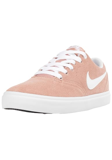 Culo Buena voluntad pintar  NIKE SB Check Solar - Sneaker für Damen - Pink - Planet Sports