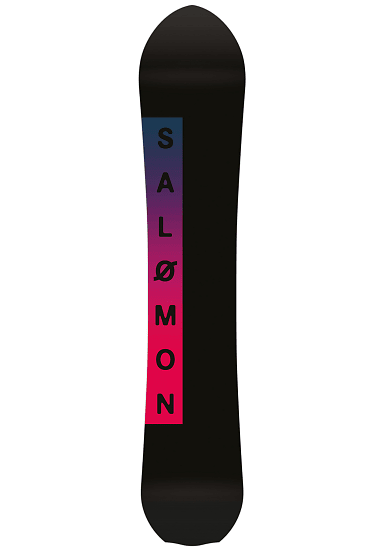 Salomon Pillow Talk 151cm Snowboard für Damen Weiß