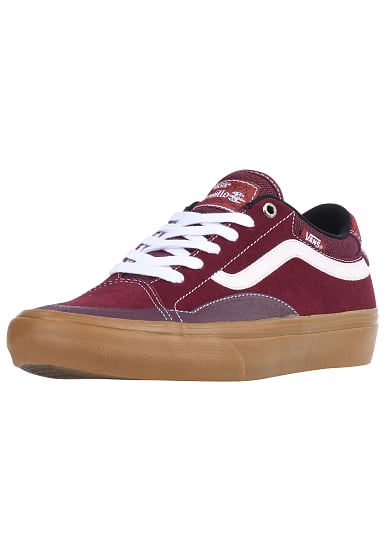 VANS TNT Advanced Prototype Sneaker für Herren Rot