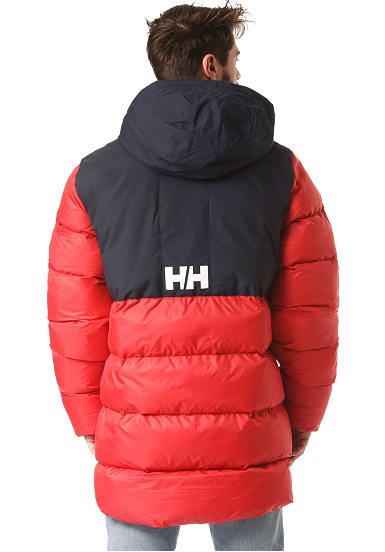 HELLY HANSEN Active Puffy Long Jacke für Herren Blau