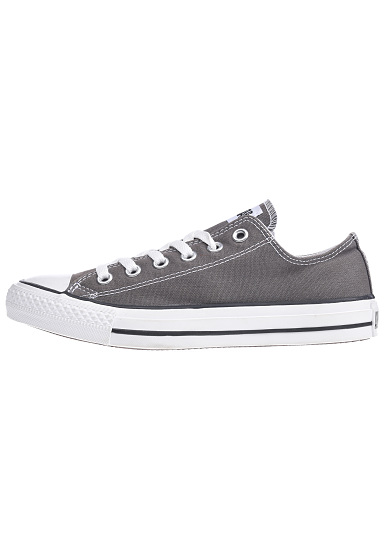 Converse Chuck Taylor All Star Seasonal Ox - Zapatillas - Gris
